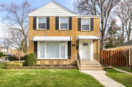 4101 N Plainfield, Chicago, IL 60634 Irving Woods