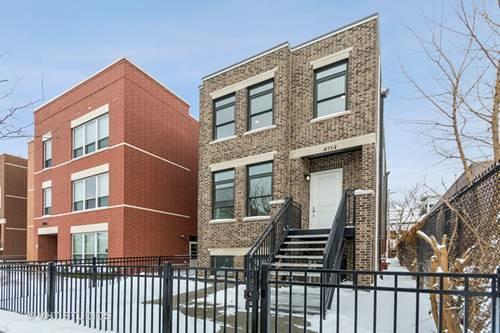 4714 S Calumet, Chicago, IL 60653 Bronzeville