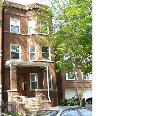 918 W Wolfram, Chicago, IL 60657 Lakeview