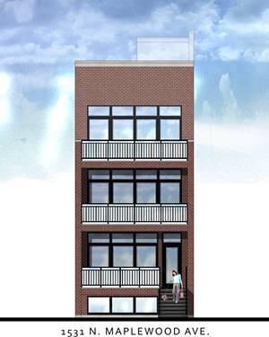 1531 N Maplewood Unit 2, Chicago, IL 60622