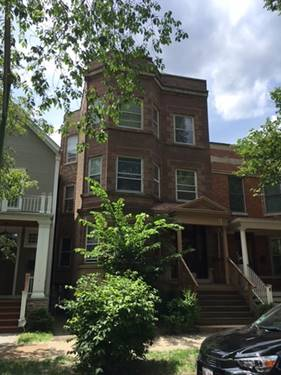 3716 N Paulina Unit 1, Chicago, IL 60613 West Lakeview