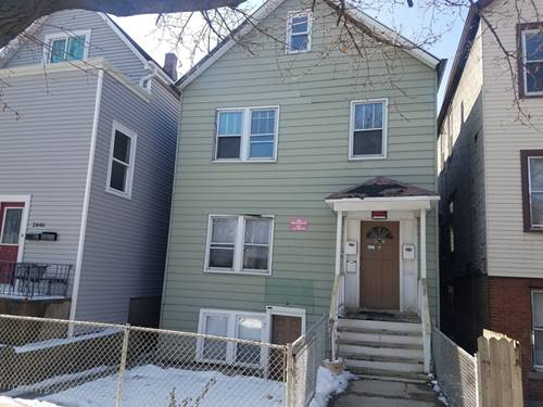 2842 N Campbell Unit 2ND, Chicago, IL 60618 Avondale