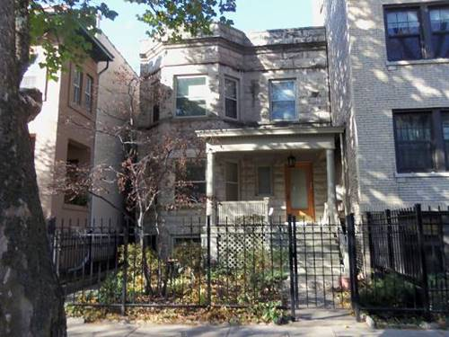 4874 N Magnolia Unit 2, Chicago, IL 60640 Uptown