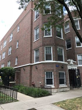 7648 N Greenview Unit 2, Chicago, IL 60626 Rogers Park