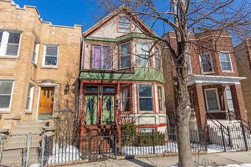 1724 W Fletcher, Chicago, IL 60657 Lakeview