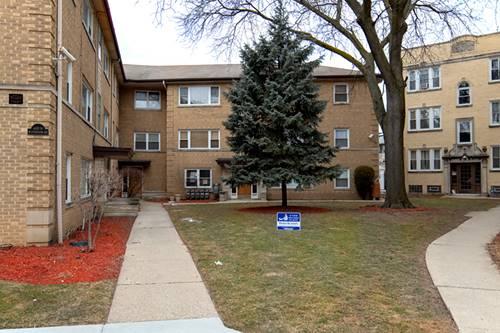4456 W Gunnison Unit GB, Chicago, IL 60630 North Mayfair
