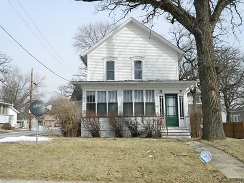 120 N Oak, Hinckley, IL 60520