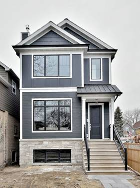 4918 N Seeley, Chicago, IL 60625 Lincoln Square