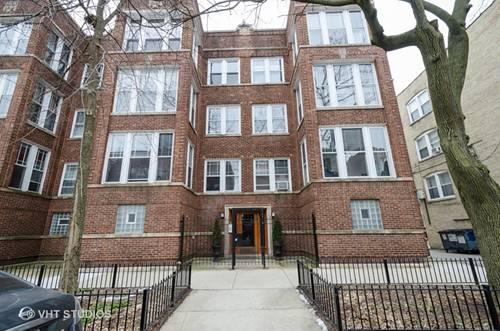1415 W Jonquil Unit 3, Chicago, IL 60626 Rogers Park