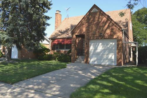 9335 S Springfield, Evergreen Park, IL 60805