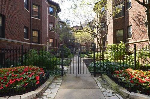 537 W Brompton Unit 2N, Chicago, IL 60657 Lakeview