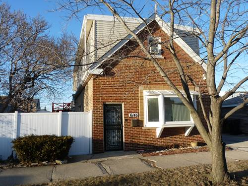 6146 W 54th, Chicago, IL 60638
