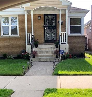 12434 S Perry, Chicago, IL 60628 West Pullman
