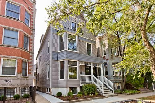 1061 W Cornelia Unit 1R, Chicago, IL 60657 Lakeview