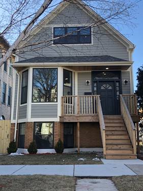 3326 N Whipple, Chicago, IL 60618