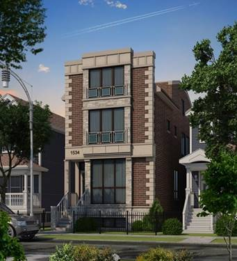 1534 W Oakdale, Chicago, IL 60657 Lakeview