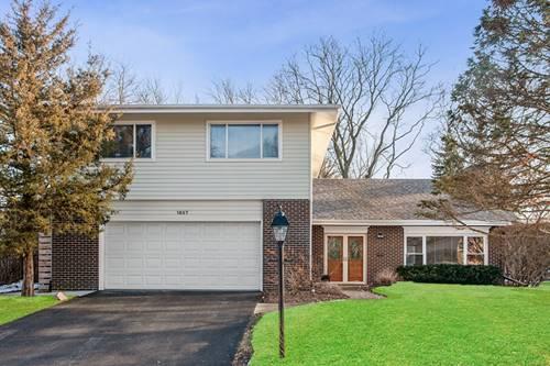 1837 Ellendale, Northbrook, IL 60062