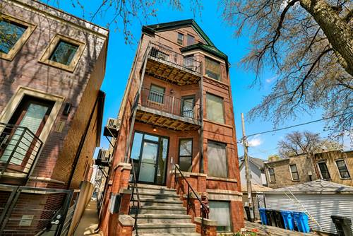 2312 W Mclean Unit GN, Chicago, IL 60647 Bucktown