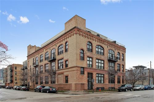1050 W Hubbard Unit 3F, Chicago, IL 60642