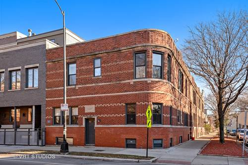 3733 N Damen Unit 1, Chicago, IL 60618 North Center