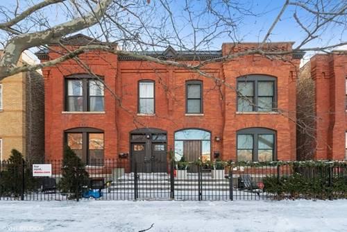1815 N Winchester, Chicago, IL 60622 Bucktown