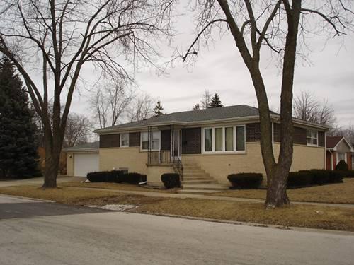 6450 W 86th, Burbank, IL 60459