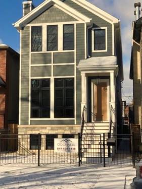 1129 W Wolfram, Chicago, IL 60657 Lakeview