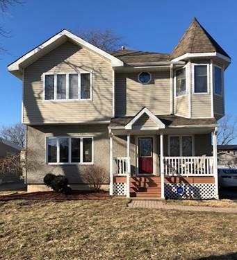 5400 W 91st, Oak Lawn, IL 60453