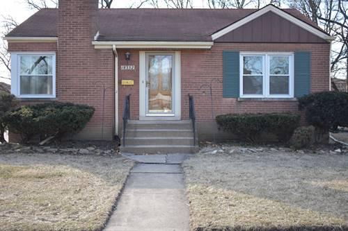 18352 Marshfield, Homewood, IL 60430