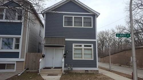 440 W 44th, Chicago, IL 60609 Canaryville