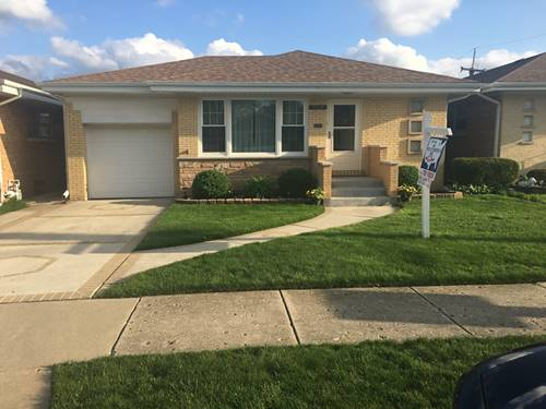 7629 W Strong, Harwood Heights, IL 60706