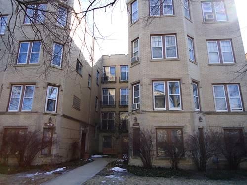 1610 W Monroe Unit 3W, Evanston, IL 60202