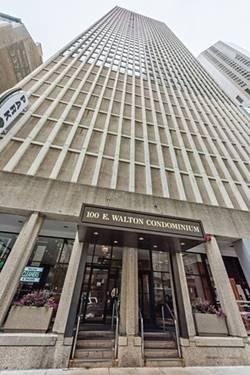 100 E Walton Unit 21D, Chicago, IL 60611 Gold Coast
