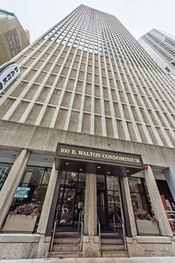 100 E Walton Unit 21D, Chicago, IL 60611 Gold Coast