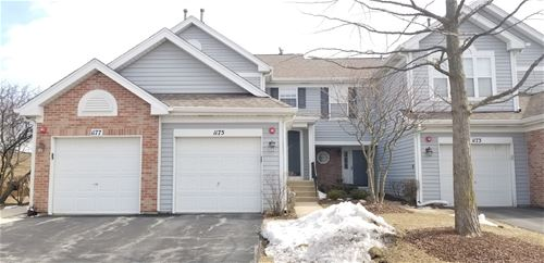 1175 Harbor Unit 1175, Glendale Heights, IL 60139