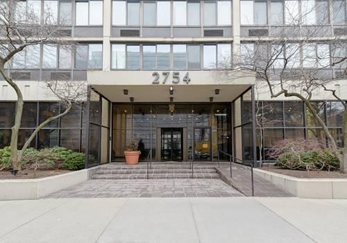 2754 N Hampden Unit 1007, Chicago, IL 60614 Lincoln Park
