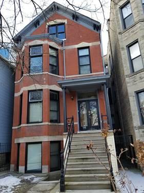 2638 N Magnolia Unit 1, Chicago, IL 60614 West Lincoln Park