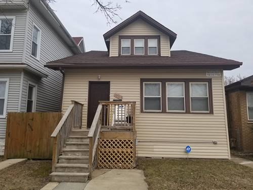 12117 S State, Chicago, IL 60628 West Pullman