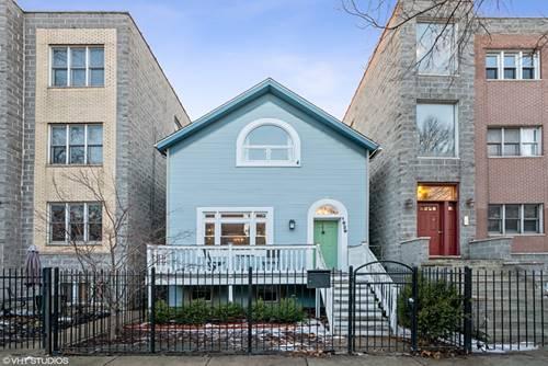 1626 N Bell, Chicago, IL 60647 Bucktown