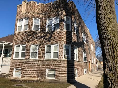 6452 W Dickens, Chicago, IL 60707
