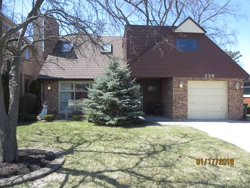 238 N Rose, Park Ridge, IL 60068