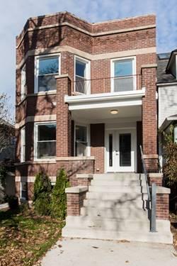 1634 W Catalpa, Chicago, IL 60660 Andersonville