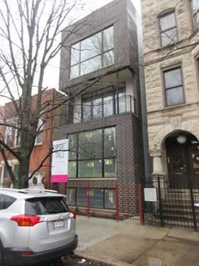 1538 W Thomas Unit 1, Chicago, IL 60642 Noble Square