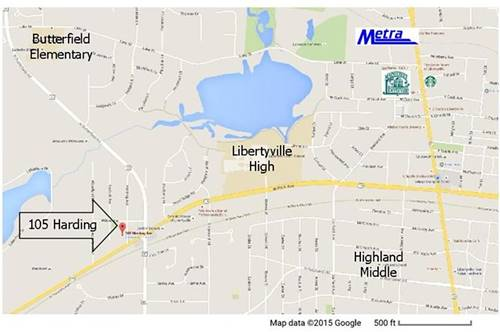 105 Harding, Libertyville, IL 60048