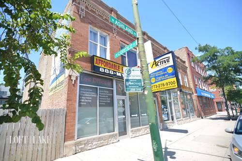 1032 N Ashland Unit 2R, Chicago, IL 60622 Noble Square