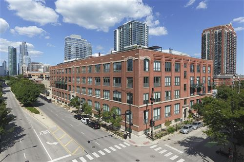 1727 S Indiana Unit 414, Chicago, IL 60616 South Loop