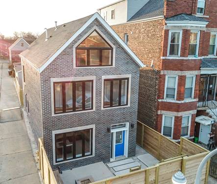 3844 S Hermitage, Chicago, IL 60609