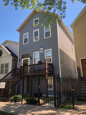 1729 N Fairfield, Chicago, IL 60647