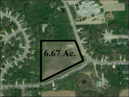 6.67 Ac Brickville And Freed, Sycamore, IL 60178