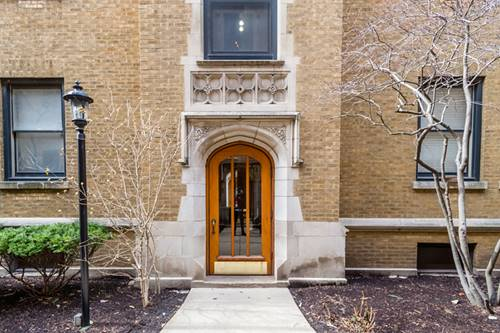630 W Waveland Unit 2D, Chicago, IL 60613 Lakeview